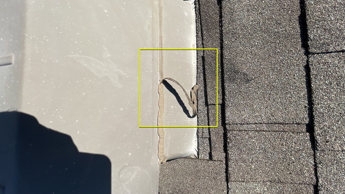 Hail Damage Roof in Cypress, TX